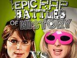 Sarah Palin vs Lady Gaga/Rap Meanings