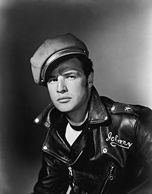 220px-Marlon Brando - The Wild One