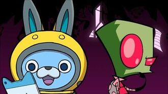 Ccarbe6062 Rap Battles 10 - Invader Zim vs Usapyon