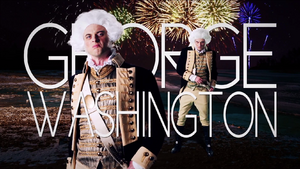 George Washington Title Card