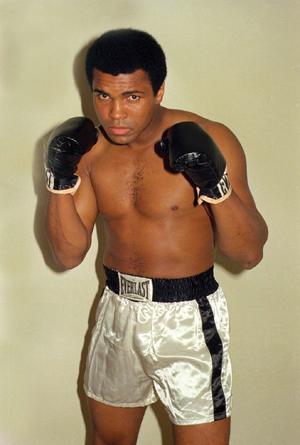 Muhammad Ali Based On