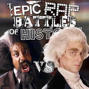 Frederick Douglass vs Thomas Jefferson