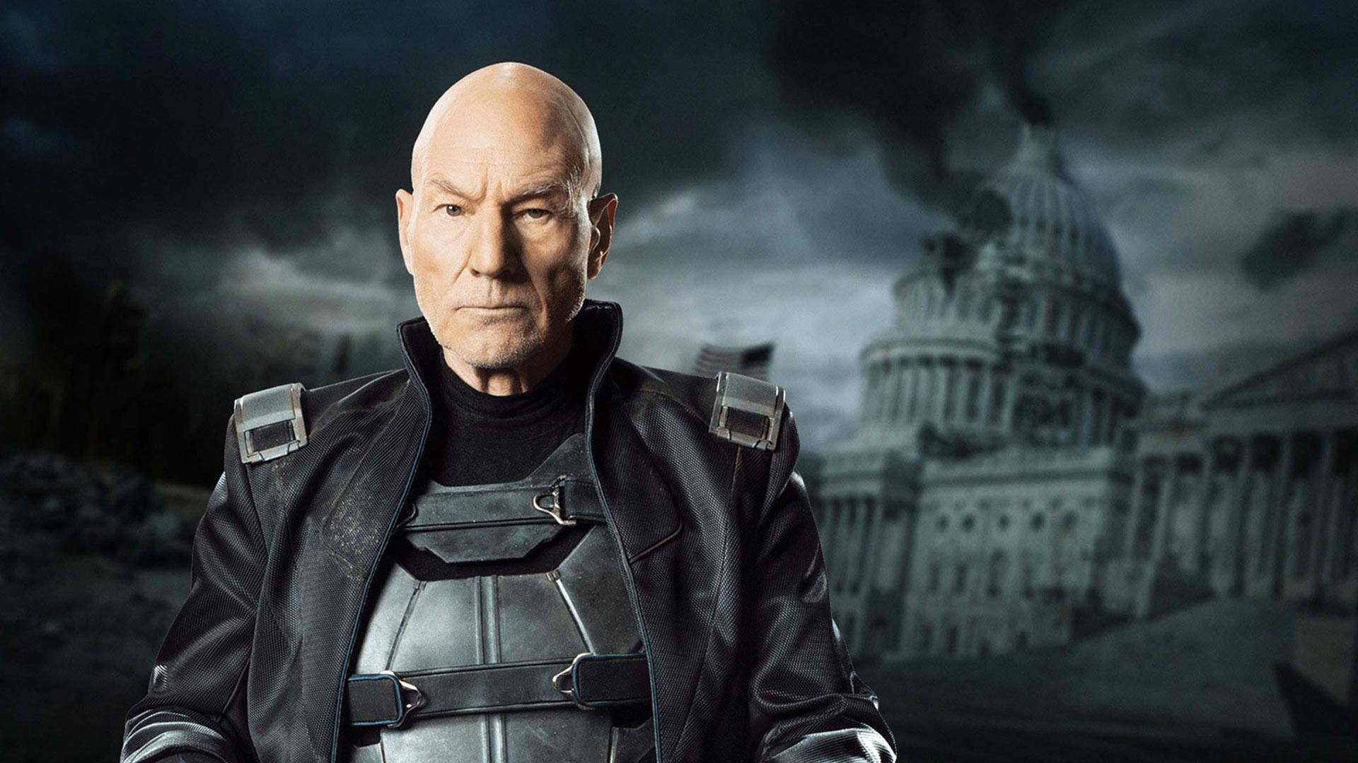 X Men Days Of Future Past Movie Professor Wallpaper1