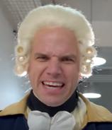 EpicLLOYD as Hamilton