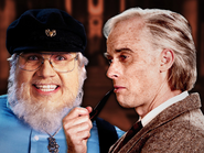 J. R. R. Tolkien vs George R. R. Martin Thumbnail