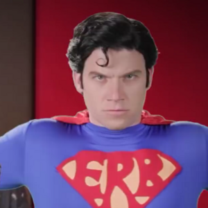 Superman DRFH Cameo
