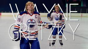 Wayne Gretzky Title Card