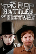 Abe Lincoln vs Chuck Norris IMDb Cover