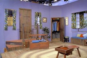 Mister Rogers' Neighborhood Mister Rogers' House Inside Based On