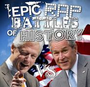 Bush vs Clinton