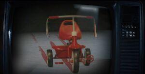 Nightmare on Elm Street Tricycle