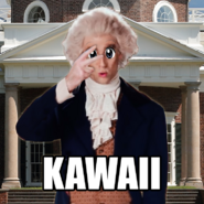 Kawaii Thomas Jefferson