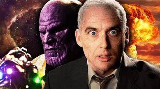 Thanos vs J Robert Oppenheimer. Epic Rap Battles of History-0