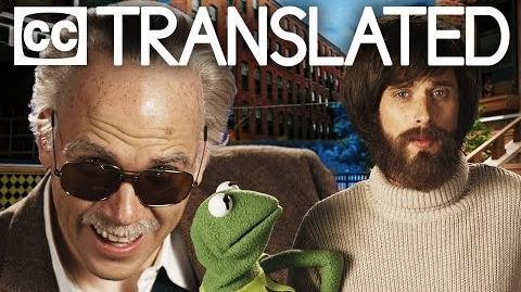 TRANSLATED Jim Henson vs Stan Lee. Epic Rap Battles of History