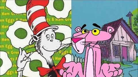 Ccarbe6062 Rap Battles 14 - The Cat in the Hat vs The Pink Panther