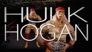 Hulk Hogan Title Card 2