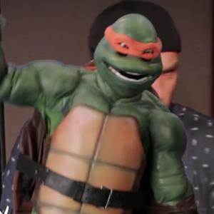 Michelangelo (Turtle) DRFH Cameo