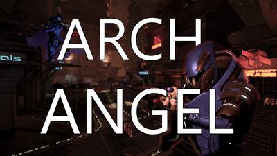 Archangel Title Card