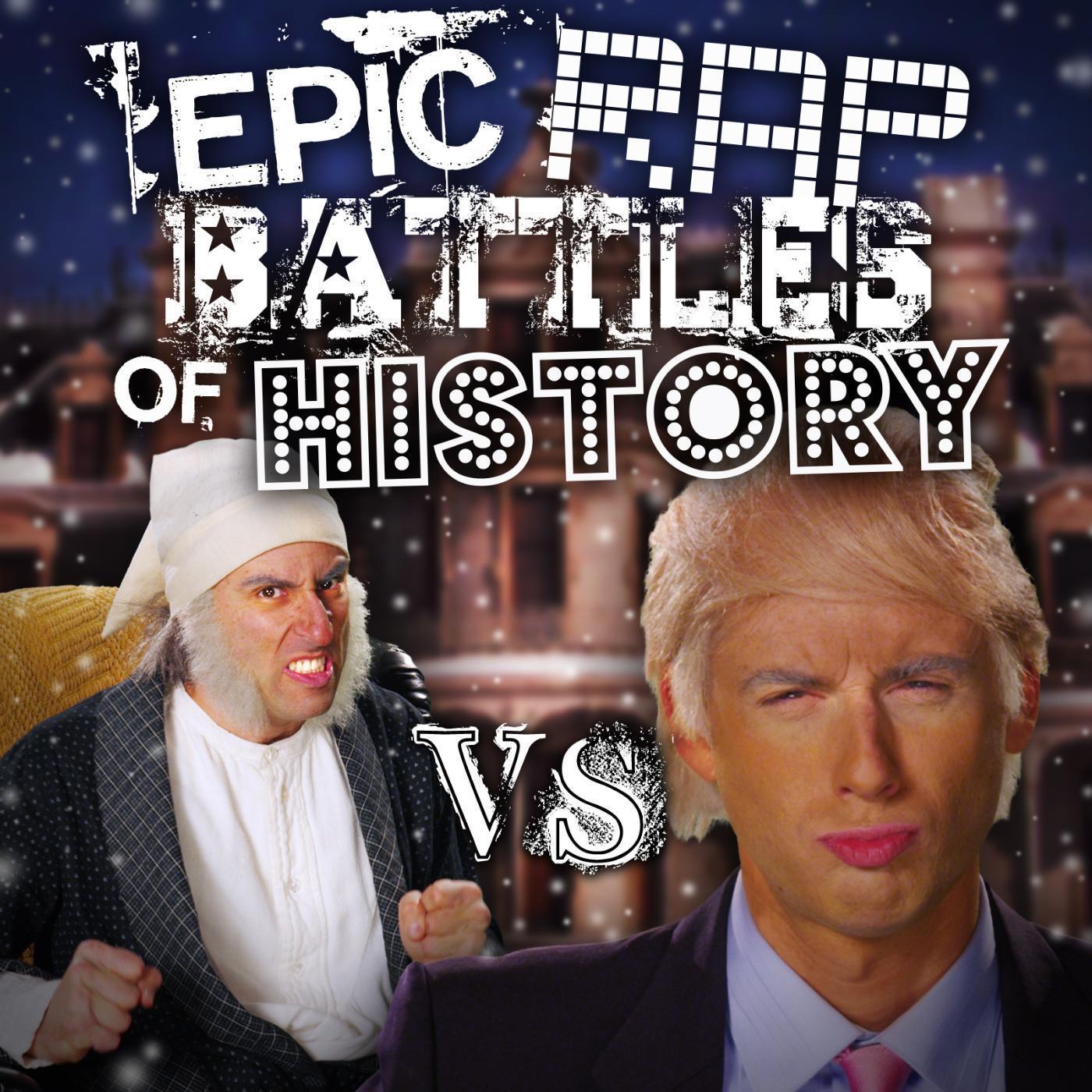 donald trump vs ebenezer scrooge instrumental