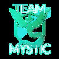 Jude's Custom Mystic Logo
