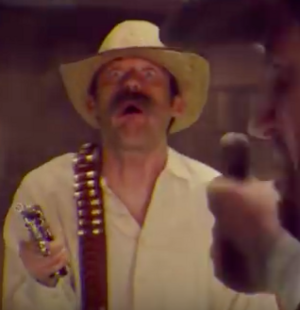 Mustached Cowboy Cameo Updated