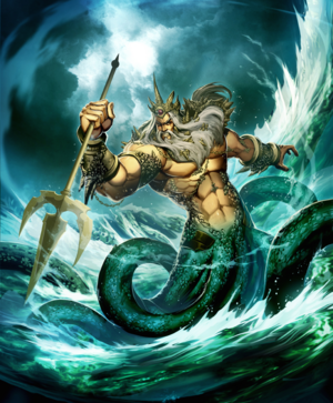 Poseidon Based On