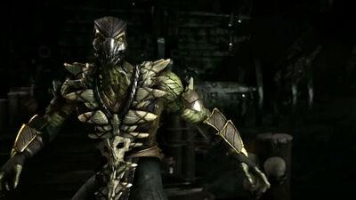 Mortal kombat x reptile reveal trailer 1 114960