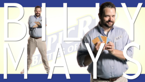 Billy Mays Title Card