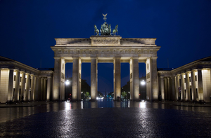Brandenburg Gate Based On