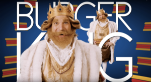 Burger King Title Card