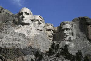 Mount Rushmore Based On