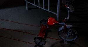 Nightmare on Elm Street Tricycle Based On