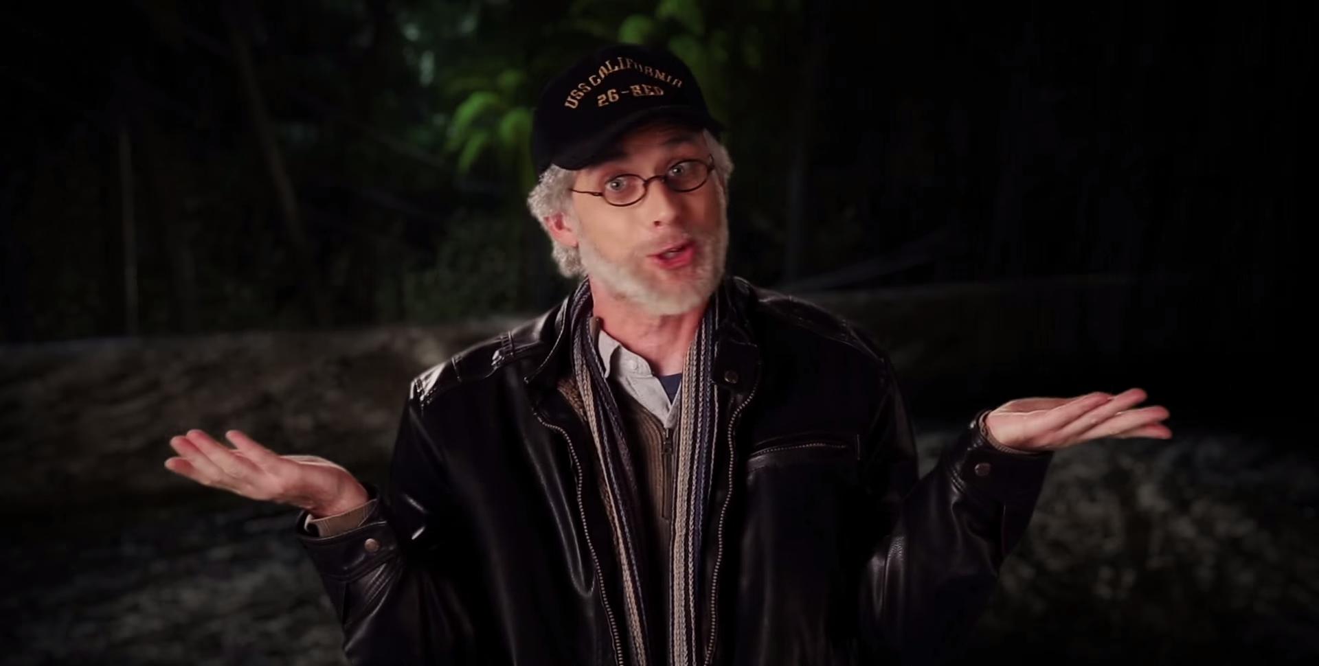 Spielberg idk