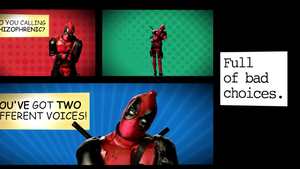 Comic Books Deadpool