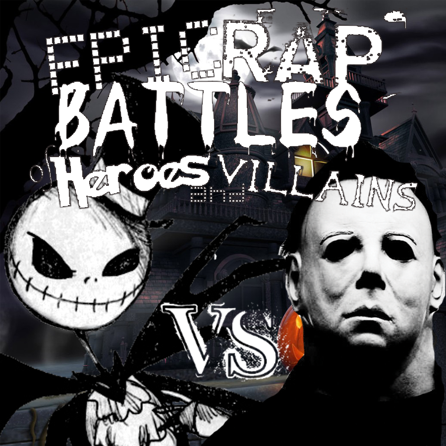 User BlogTKandMit Michael Myers Vs Jack Skellington Epic Rap Battles Of Heroes And Villains Off Season