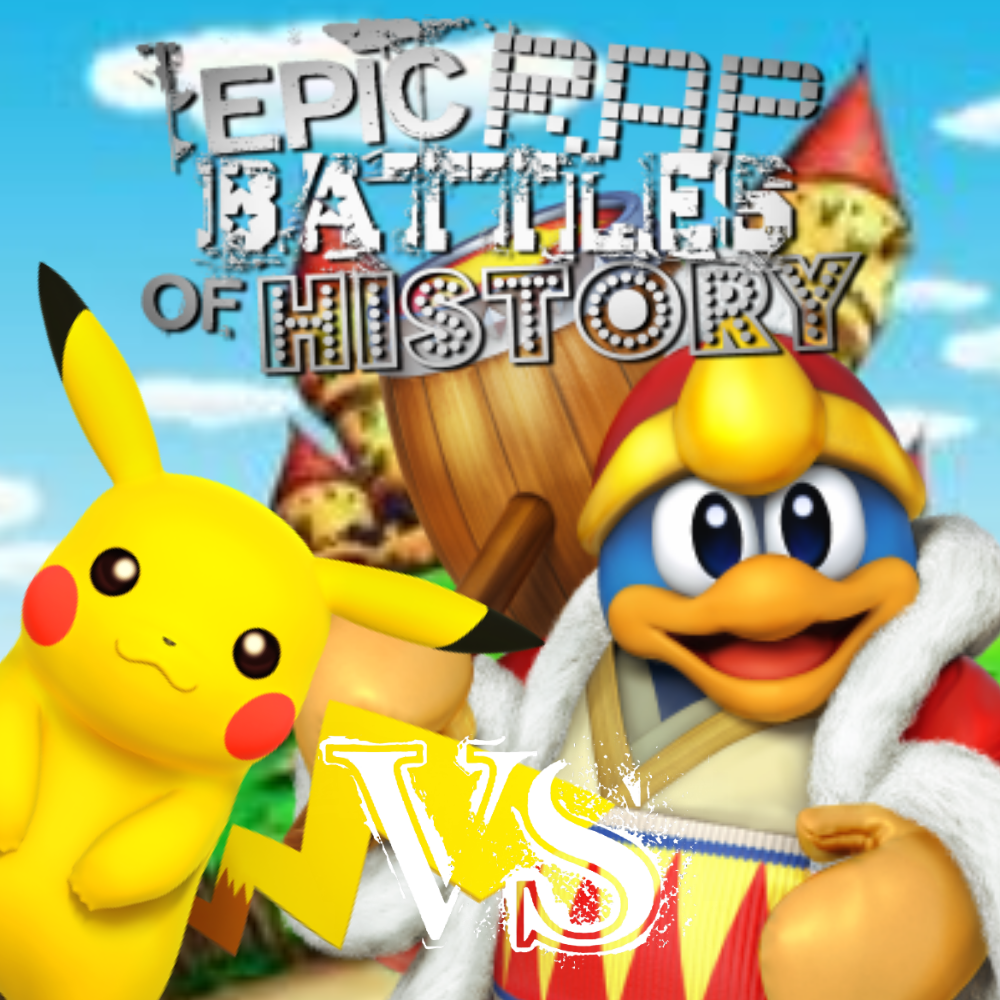 Pikachu Vs King DeDeDe