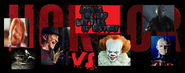 Freddy kruger vs pennywise ft.the creeper chucky jason pinhead and jason vorhees