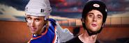 Tony Hawk vs Wayne Gretzky Twitter Banner