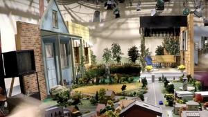 Mister Rogers' Neighborhood Mister Rogers' House Outside Based on