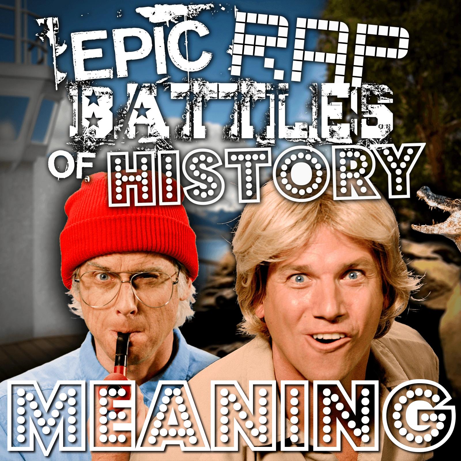 Jacques Cousteau Vs Steve Irwin Rap Meanings Epic Rap Battles Of History Wiki Fandom