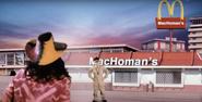 MacHoman's in Kim Il-sung Square