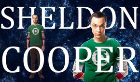 Sheldon Cooper Title Card