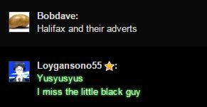The Little Black guy