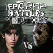 Jason vs Angela Cover