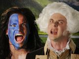 George Washington vs William Wallace/Gallery