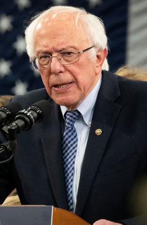 Bernie Sanders Based On
