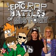 Edd, Matt, and Tom vs Garth & Wayne
