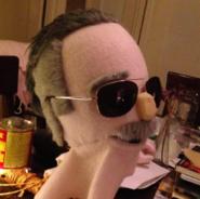 Stan Lee Puppet 2