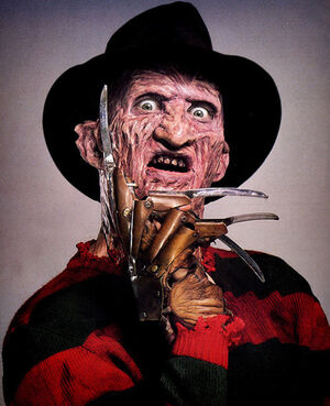 Freddy Krueger Based On