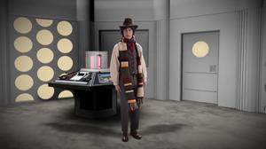TARDIS Fourth Doctor